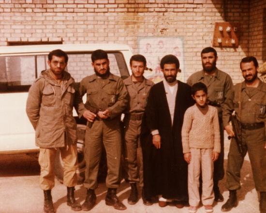 Image result for شهید داود الموسوی دامغانی
